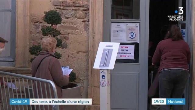Auvergne-Rhône-Alpes : début de la campagne de dépistage
