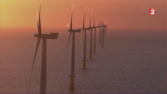 Éoliennes : l'Écosse construit une ferme géante