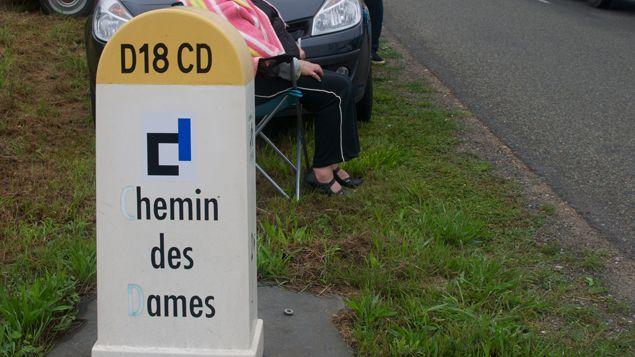 (Le Chemin des Dames, lieu symbolique de la Première Guerre Mondiale © RF/BS)