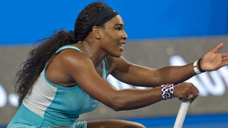 Serena Williams (Hopman Cup) (TONY ASHBY / AFP)