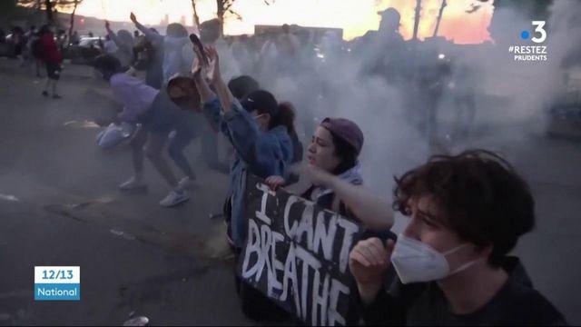 États-Unis : les manifestations tournent à la violence à Minneapolis
