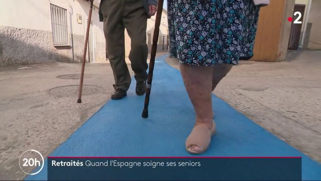 Retraités : comment une petite ville espagnole prend soin de ses seniors