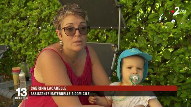 Rhône : quand tout un lotissement affronte la canicule
