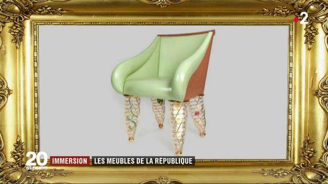 Immersion : les meubles de la République