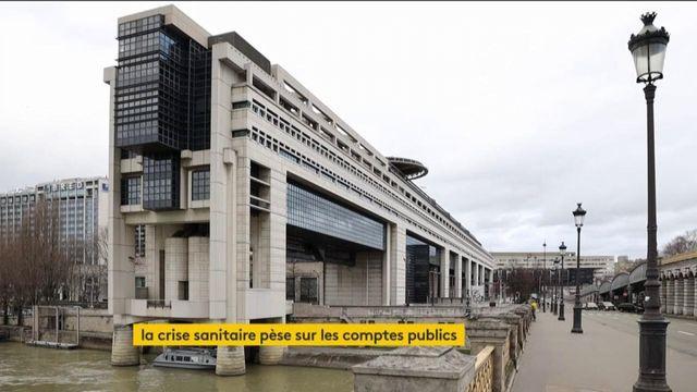 Le coronavirus met à mal l'économie de la France