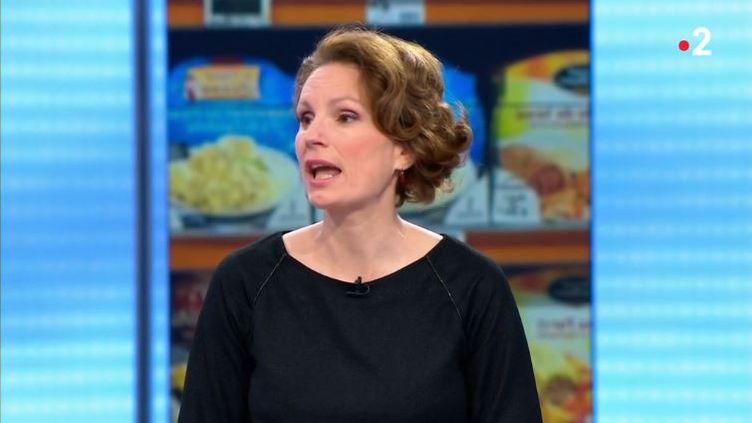Florence Griffon (Capture d'écran France 2)