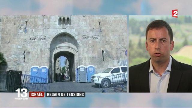Israël-Palestine : où en est la situation à Jérusalem ?