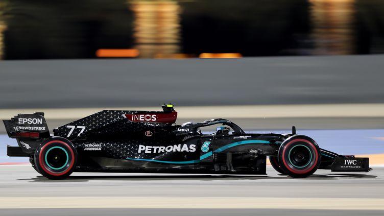 Valtteri Bottas (Mercedes) (KAMRAN JEBREILI / POOL)