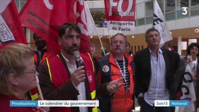 Le gouvenrment prépare les privatisations d'Engie, d'Aéroports de Paris et de la FdJ