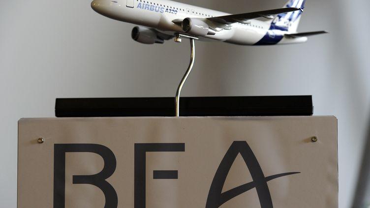 L'accident du vol d'Air France Rio-Paris a fait 228 morts le 1er juin 2009. (BERTRAND GUAY / AFP)
