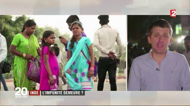 Viols en Inde : l'impunité demeure-t-elle ?
