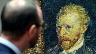 Les autoportraits du musée d'Orsay s'invitent au musée des Beaux-Arts de Nancy  (PHOTOPQR/L'EST REPUBLICAIN)
