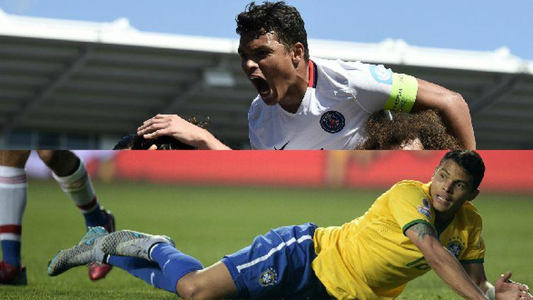 Les deux visages de Thiago Silva