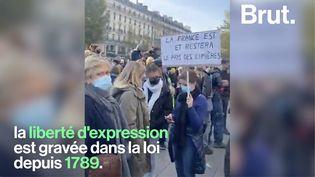 VIDEO. Décryptage : C'est quoi la liberté d'expression ? (BRUT)