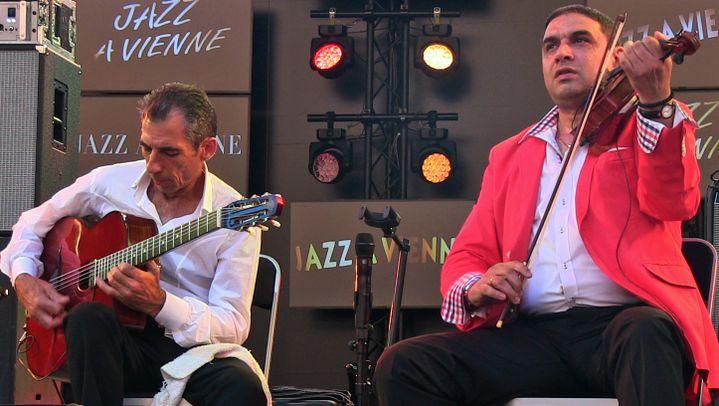Angelo Debarre et Marius Apostol  (MH)