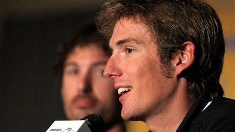 Les frères Schleck ont quitté la Saxo Bank de Bjarne Riis pour monter leur propre équipe : Team Leopard
