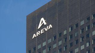 Le siège d'Areva dans le quartier de La Défense, à Paris. (DANIEL THIERRY / PHOTONONSTOP / AFP)