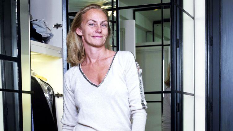 La créatrice Gabriella Cortese, novembre 2011  (HOTO12 / DAMIEN GRENON)