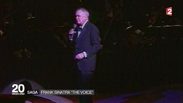 Franck Sinatra aurait eu 100 ans ce mois-ci