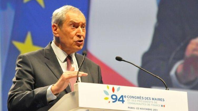 Jacques Pellissard (au congrès 2011 de l'AMF) (Zaer BELKALAI / citizenside.com)
