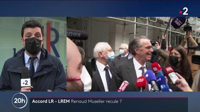 Régionales en PACA : Renaud Muselier a dû faire des concessions pour apaiser les tensions chez les Républicains