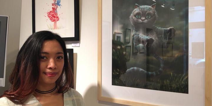 Kei Acedera character designer dévoile ses dessins d'études à la Galerie Arludik  (culturebox)