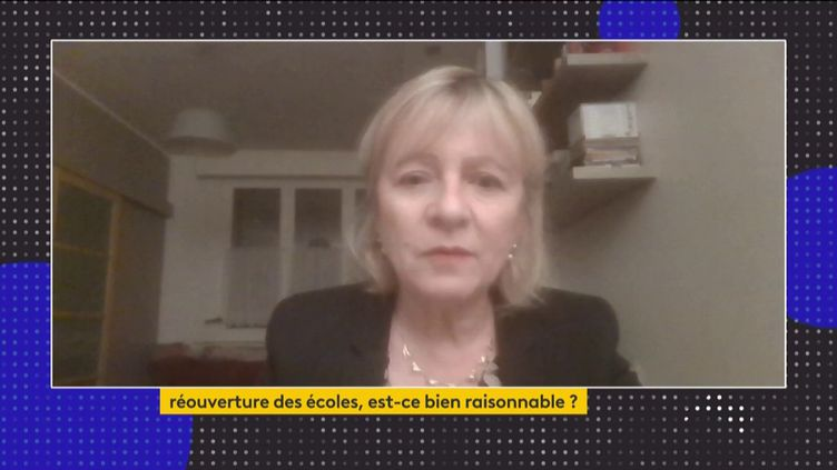 Frédérique Rolet (FRANCEINFO)