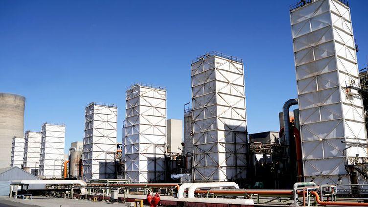 Le géant français Air Liquide exploitera les seize unités de l'entreprise sud-africaine Sasol, correspondant à une capacité de production d'oxygène de 42 000 tonnes par jour. Photo prise à Secunda, à l'est de Johannesburg. (Copyright Air liquide)