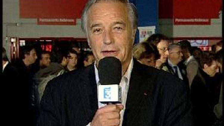 François Rebsamen (image d'archives)
