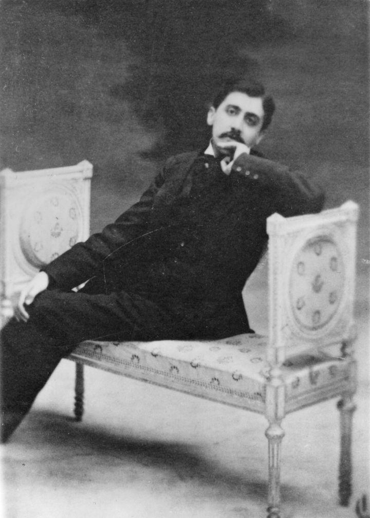 Portrait de Marcel Proust, vers 1900 (@ MANUEL COHEN)