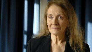 L'écrivaine française Annie Ernaux à Cergy (Val d'Oise) en 2008 (ULF ANDERSEN / ULF ANDERSEN)