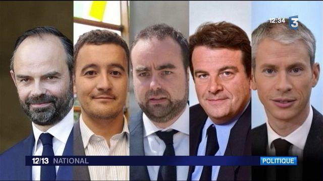 Les Républicains : cafouillage sur les exclusions des membres ralliés à Emmanuel Macron