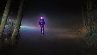 """Philippe Katerine image extraite du clip """"Moment parfait"""", Album """"Le film""""'"""