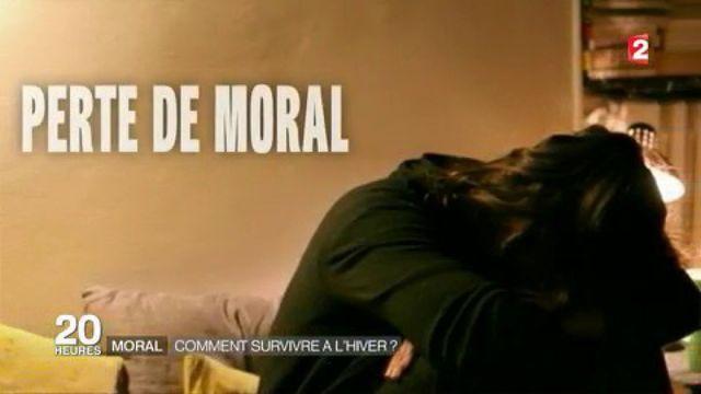 Moral : comment survivre à l'hiver?