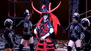 L'opéra Orlando Paladino vu par Kamel Ouali et Nicolas Buffe  (France 3)