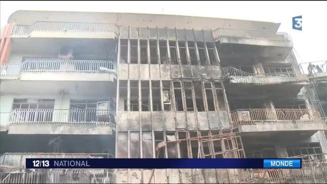Irak : au moins 200 morts dans un attentat à Bagdad