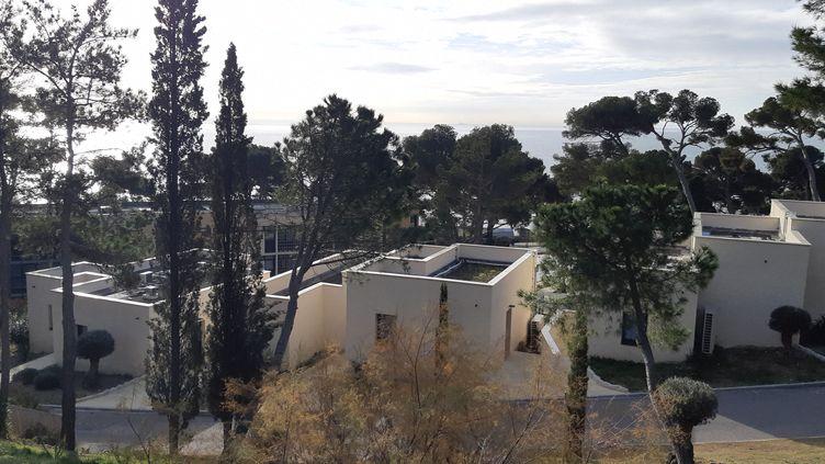 Lecentre de vacances de Carry-le-Rouet, près de Marseille. (LAURENT GROLÉE / FRANCE-BLEU PROVENCE)