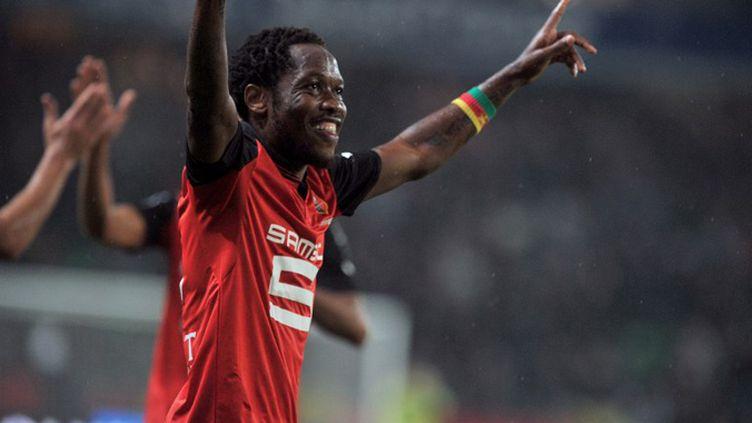 Jean II Makoun (prêté à l'Olympiakos par Aston Villa) craint que son équipe craque physiquement