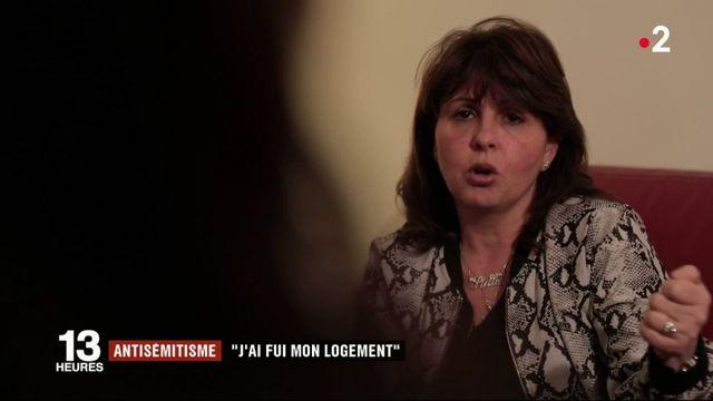 Victime d'actes antisémites, elle déménage pour protéger sa famille