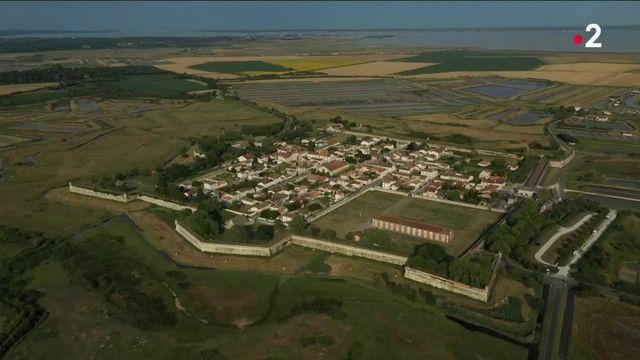 Charente-Maritime : Brouage, les secrets d'une citadelle royale