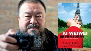"""""""Never sorry"""", un documentaire sur l'artiste chinois dissident, dans les salles mercredi 5 décembre  (Haut et Court)"""