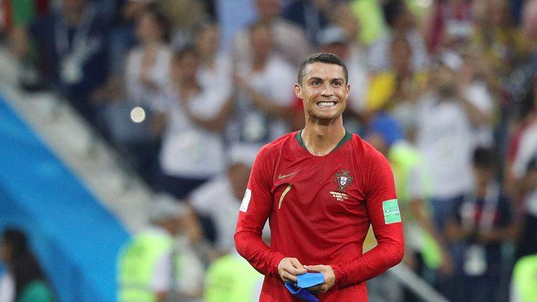 Cristiano Ronaldo est le meilleur buteur de la Coupe du monde  (KENICHI UNAKI / YOMIURI)