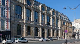 L'Ecole nationale supérieure des Beaux-arts de Paris, où une réunion pour le grand débat sur la culture sera organisée le 5 mars 2019  (Gilles Targat / Photo12 / AFP)