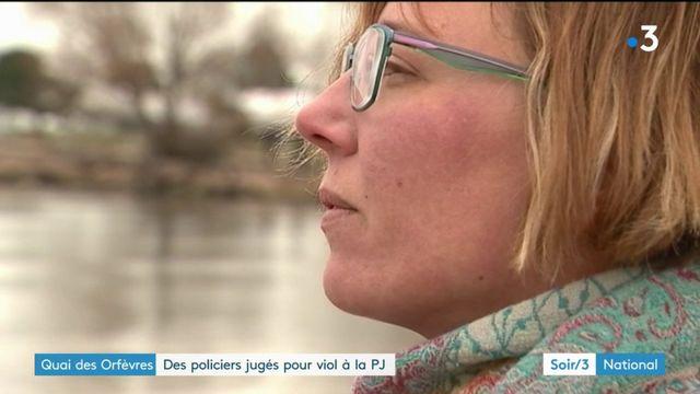 Viol au 36 quai des Orfèvres : deux policiers jugés aux assises de Paris