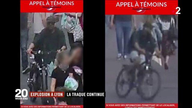 Explosion à Lyon : de nouvelles photos du suspect