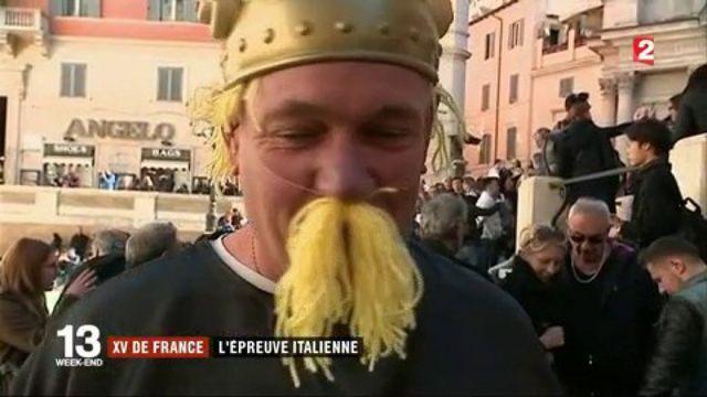 XV de France : l'épreuve italienne