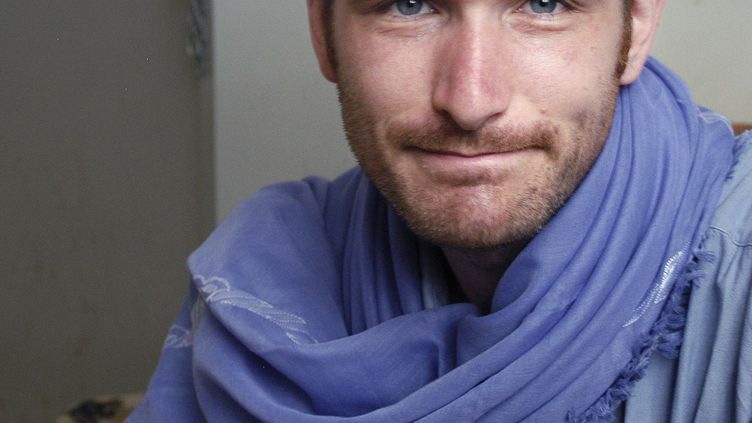 Nicolas Henin, reporter français sur une photo non datée publiée le 9 octobre 2013. (HO / BENOIT SCHAEFFER)