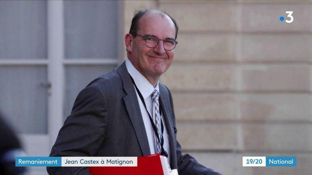 Remaniement : Jean Castex à Matignon