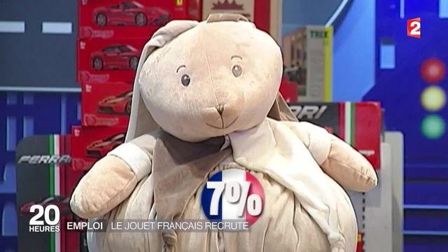 La filière des jouets renaît en France