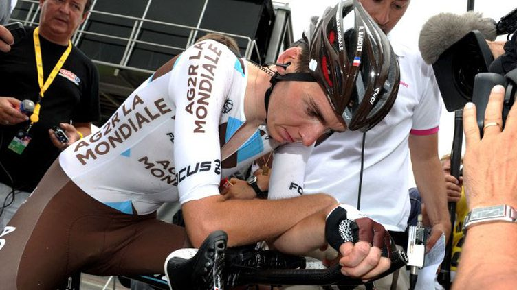 Romain Bardet (AG2R-La Mondiale) (YORICK JANSENS / BELGA MAG)